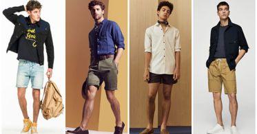 Tham khảo cách chọn giày đi cùng từng loại quần short nam