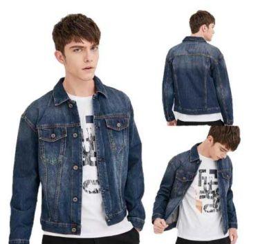 Top shop bán áo khoác denim cho nam tại quận Tân Phú