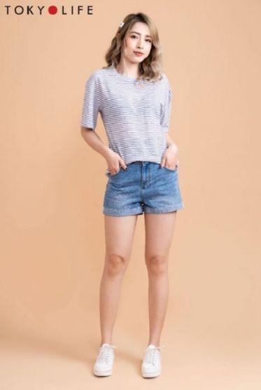 Top shop quần short cho nữ đẹp, năng động trẻ trung tại Quận 1