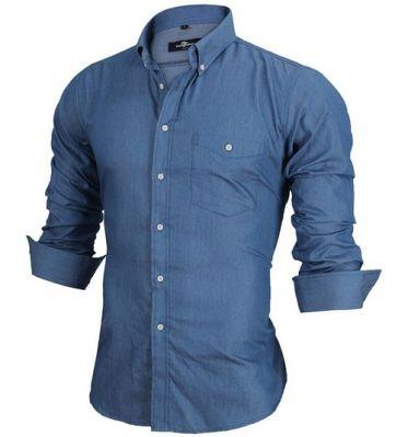 Danh sách shop bán áo sơ mi cho nam đẹp tại Hóc Môn