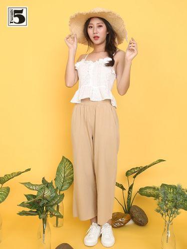 Top shop bán quần kaki cho nữ đẹp tại Quận 7
