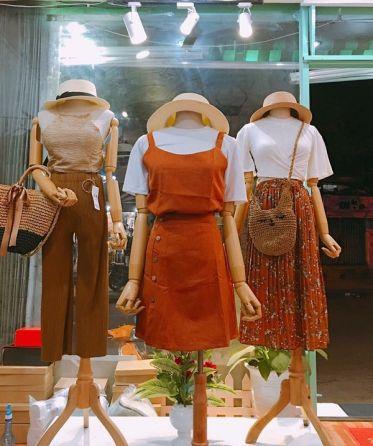 Danh sách shop quần áo cho nữ đẹp tại quận Tân Bình