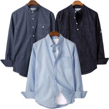 Top 4 shop bán áo sơ mi cho nam đẹp trên đường Âu Cơ