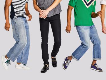 Top shop bán quần jean cho nam đẹp chất ngất trên đường Hai Bà Trưng