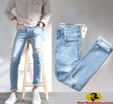Top shop bán quần jean cho nam đẹp trên đường Nguyễn Ảnh Thủ