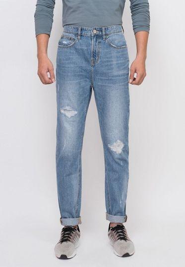 Top 4 shop bán quần jean cho nam đẹp trên đường Bắc Hải