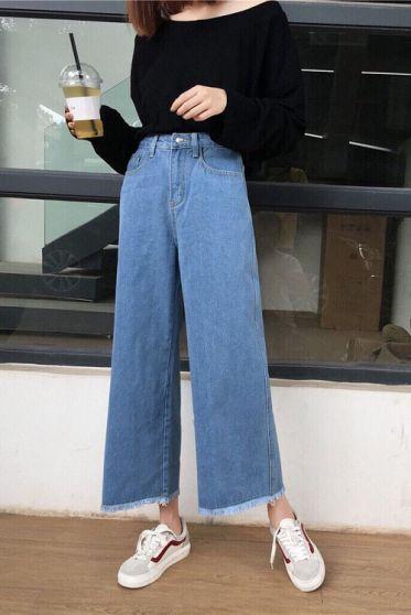 Top shop bán quần jean cho nữ đẹp tại Nam Định