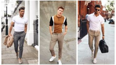 Những cách phối đồ cùng áo Polo cho nam mà các bạn nên thử