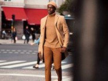 Những kiểu phối đồ với áo len cho nam
