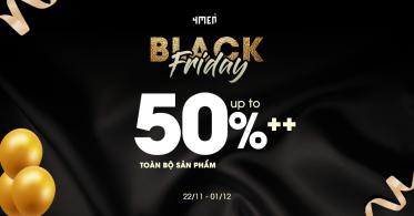 Thời trang 4MEN - Giảm giá BLACK FRIDAY – FIERY DAYS 2019
