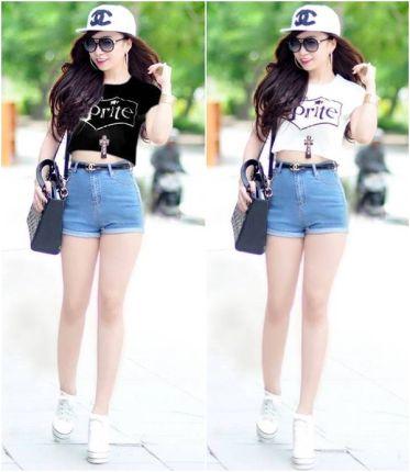 Top shop bán quần short cho nữ đẹp tại quận Cẩm Lệ - Đà Nẵng