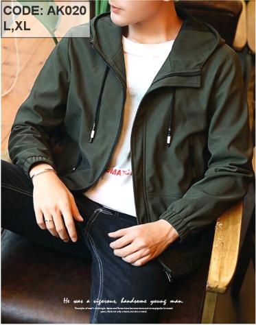 Top shop bán áo khoác nam giá rẻ tại Quận 5, TP.HCM