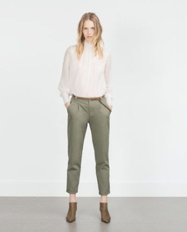Top shop bán quần kaki cao cấp cho nữ tại Quận 4, TP.HCM
