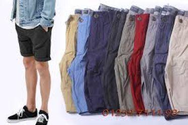 Top shop bán quần short nam giá rẻ tại Quận 5, TP.HCM