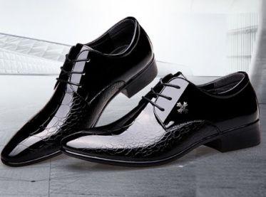 Top shop bán giày tây nam cao cấp chất lượng tại Tân Bình, TpHCM