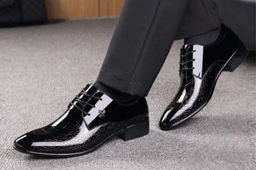 Top shop bán giày tây nam cao cấp chất lượng tại Hóc Môn, TpHCM