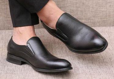 Top shop bán giày tăng chiều cao nam cao cấp tại Tân Phú, TpHCM