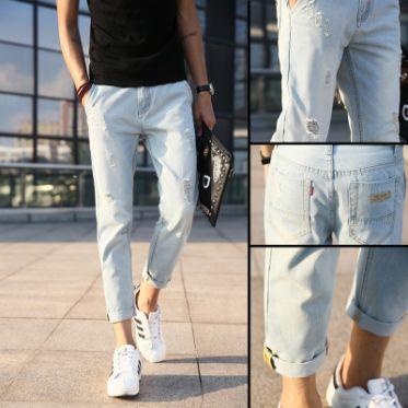 Top shop bán quần jeans giá rẻ cho nam tại Quận 8, TP.HCM