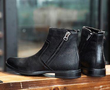 Top shop bán giày boot nam tại Quận 10, TpHCM