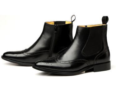 Top shop bán giày boot nam tại Quận 11, TpHCM