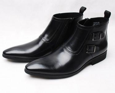 Top shop bán giày boot nam tại Quận 12, TpHCM