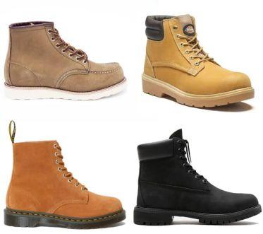 Top shop bán giày boot nam tại Quận 6, TpHCM