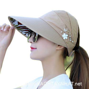 Top shop bán mũ nón nữ giá rẻ uy tín tại Gò Vấp, TPHCM
