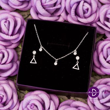 Trang sức nữ Ddreamer Silver Jewelry