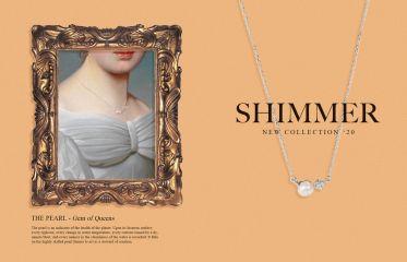 Trang sức nữ Shimmer Silver